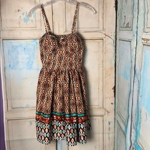 American Rag Tribal Dress